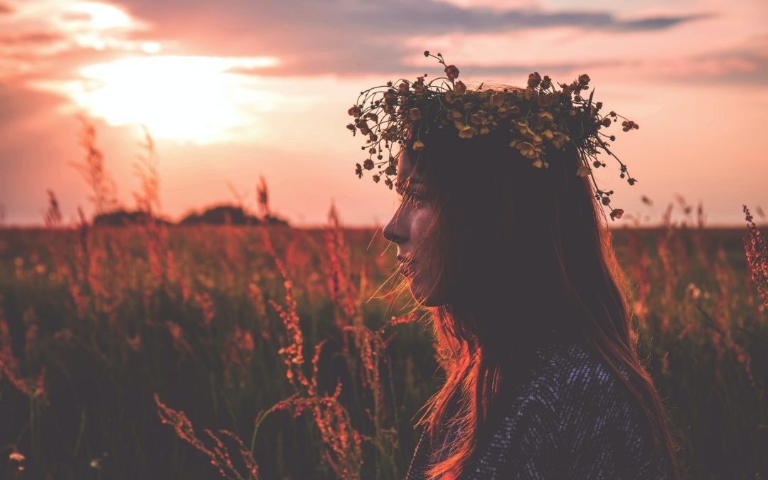 Flora – Goddess of the Springtime